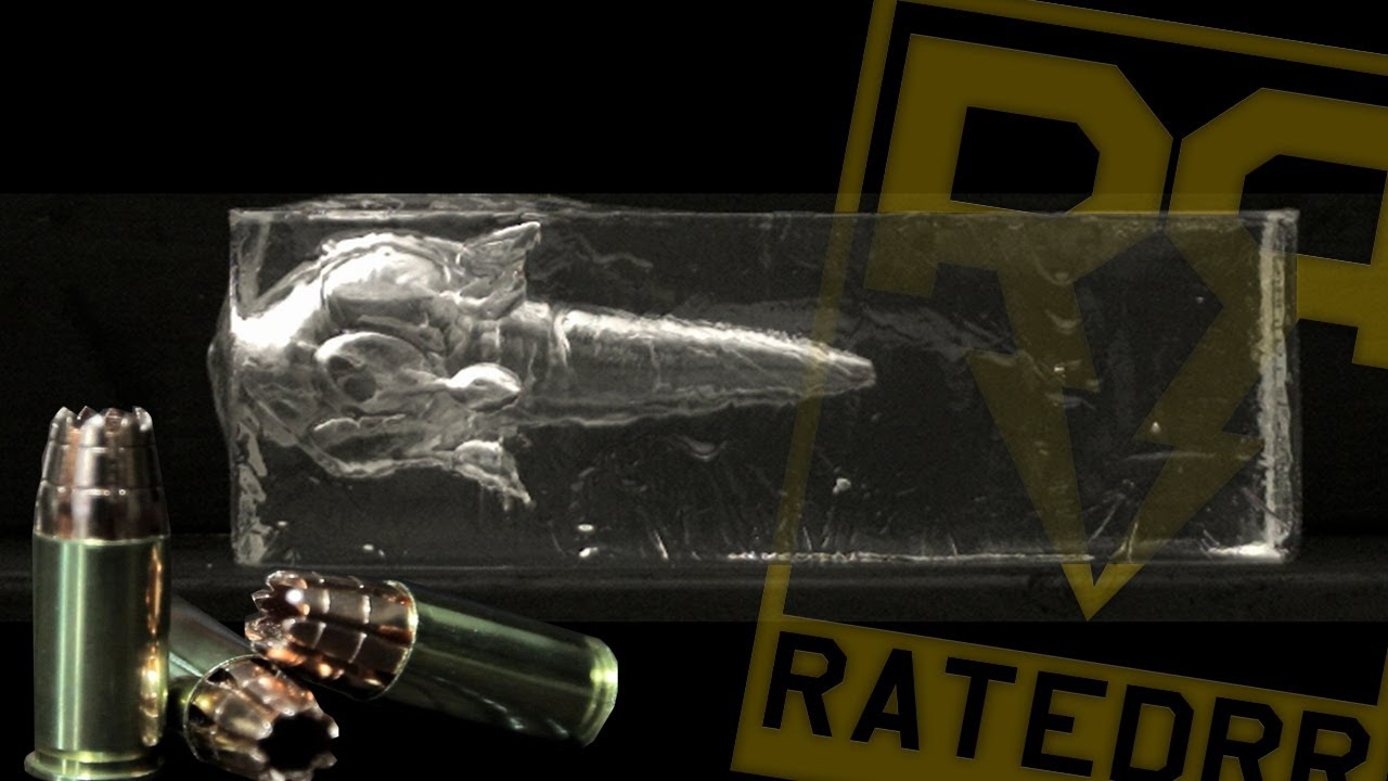 Watch how the RIP bullet makes your vital organs explode in