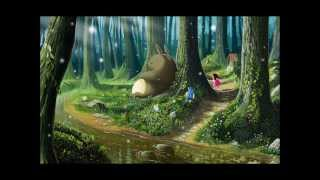Repeat youtube video Path of the Wind - Joe Hisaishi & Studio Ghibli