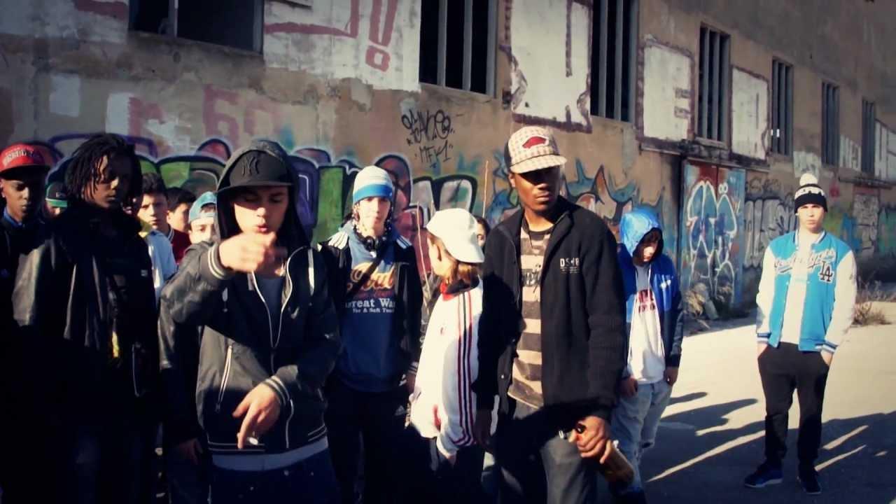 Download Blekan Deka, Marinho, MasterG & LucOne - Bairro music (Hood Video Oficial 1080 HD )