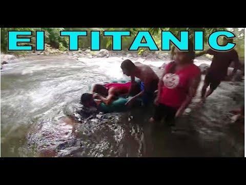 8 Escena Dramática Del Titanic - Disfrutando En El Río Parte 8