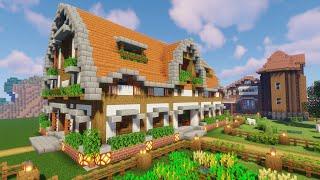 【Minecraft】大人のマイクラPart16 『ヒツジ小屋を作る』