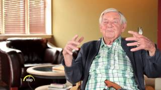 Ralph Waite on Why I Became an Actor - Watch Old Henry at moments.org!