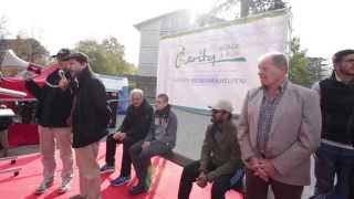 "Charity Walk & Run in Solothurn 2015 ""Präsident der Ahmadiyya Schweiz Walid Tariq Tarnutzer"""