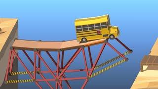 Legally Bouncing a School Bus Across a Canyon
