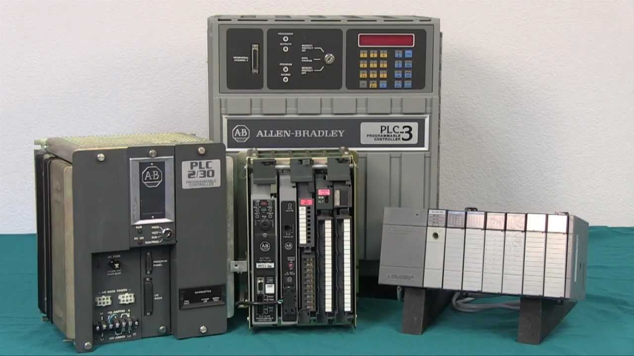 A-B PLC Migrations/Upgrades - CPU upgrades for Allen-Bradley PLC-2