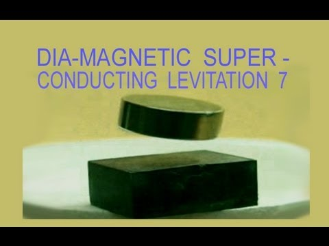 """Antigravity"" Method 7 of 15, Dia-magnetic Superconducting (Meissner), Group IIB(i)"