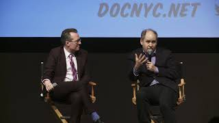 Q&A for  BRESLIN AND HAMILL: DEADLINE ARTISTS with Jonathan Alter 2018