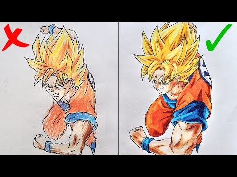 10 TIPS & TRICKS TO IMPROVE YOUR DRAWING | The Fastest Way To Get Better At Drawing!