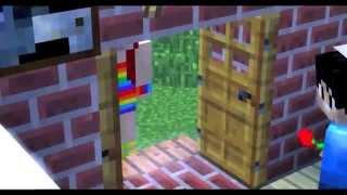 Minecraft parody-Maroon 5 Payphone