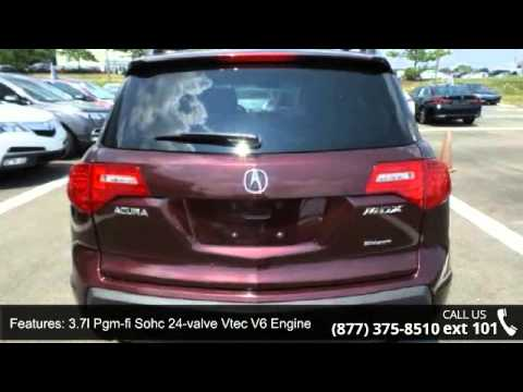 2007 acura mdx 3 7l baierl acura wexford pa 15090 youtube