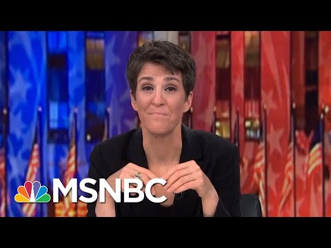 Democratic Gains Require Overcoming Extreme GOP Gerrymandering | Rachel Maddow | MSNBC