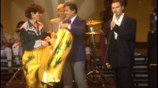 Dick Clark Interviews Sparks- American Bandstand 1984