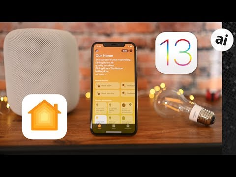 Everything New With HomeKit In IOS 13
