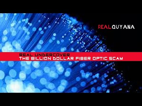 Real Undercover - The Billion Dollar Fiber Optic Cable Scam - Part 1