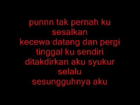 azad jazmin-suara rindu with lyrics
