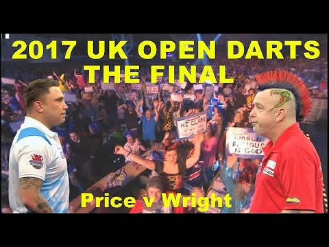Price v Wright 2017 FINAL UK Open Darts