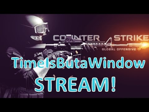 TimeIsButawindow Just Streaming One Global Game for the night