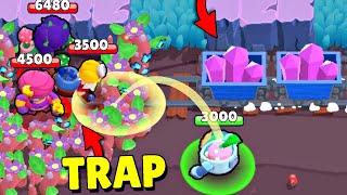 * NEW* CRAZY TRAP with SPROUT! / Funny Moments & Fails & Glitches #103