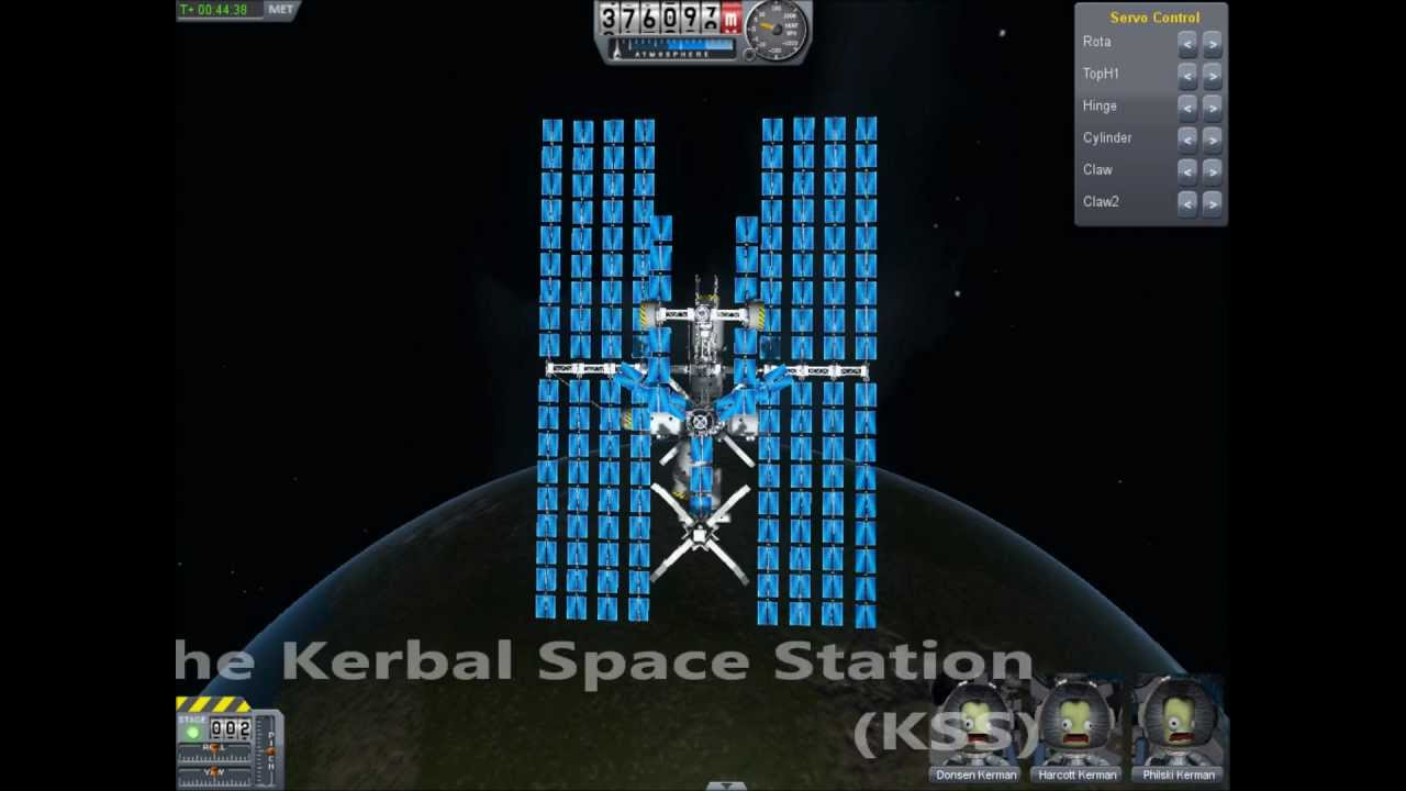 kerbal space program space station - photo #41