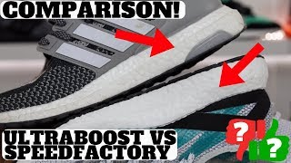 Which Is Better? adidas ULTRABOOST vs