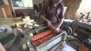 FTF #17 Changing Helical Cutter Blades