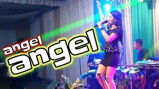 Angel rindi antika cover lagune cak percil feat denny caknan, jangan sampai lepas goyangan e