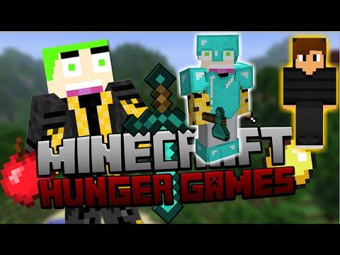 Minecraft - The Hungergames 432 Duffy VS Meyp UNFAIR!