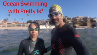 Ocean Swimming With Pretty Is?