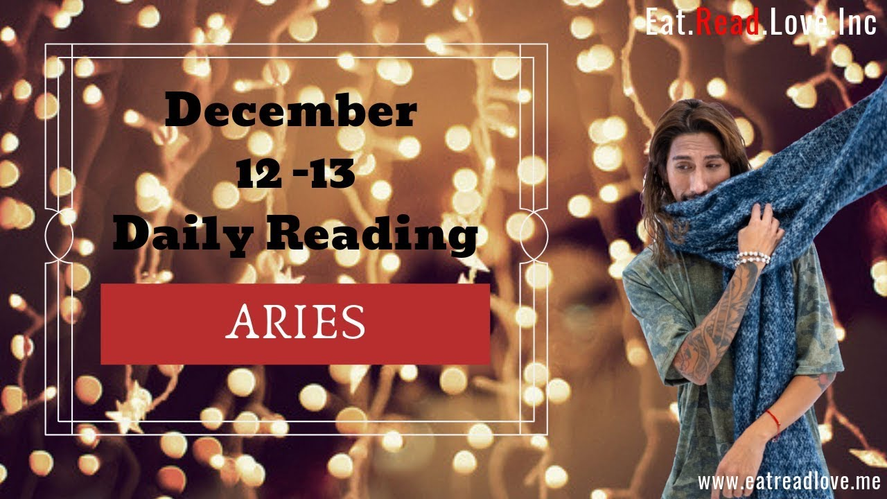 Aries Weekly Horoscope 14 - 20, 12222