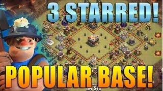 TH10 -3 star on Island base [GoBoNer] MIner Attack strategy | Clash of clans