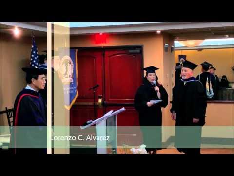 Abraham Lincoln University 2015 Graduation
