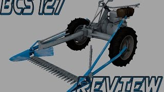 "[""Mod review-BCS 127"", ""FARMING simulator 2015"", ""undet the hill"", ""tractors"", ""lawn"", ""mower"", ""farmers"", ""cow"", ""John"", ""Tractor"", ""Review"", ""Farmer"", ""Reviews"", ""Agriculture (Industry)"", ""Collection"", ""Pulling"", ""Cow (Film)"", ""Simulation (Literature Su"