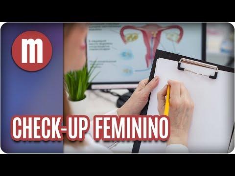 Check-up feminino - Mulheres (21/02/18)