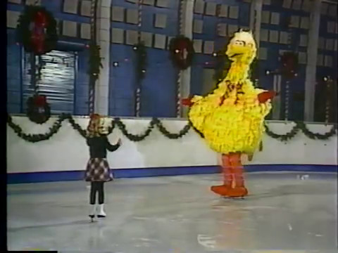 Christmas Eve On Sesame Street.Opening To Christmas Eve On Sesame Street 1987 Vhs True Hq