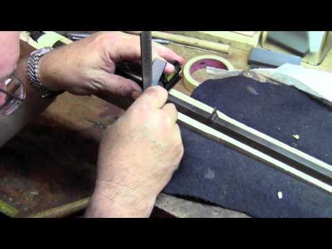 Lehigh County inspired flintlock rifle update 4