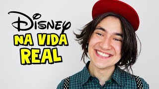 DISNEY MUSICS IN REAL LIFE I Falaidearo