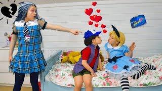 ЗАСТУКАЛА С МОИМ ПАРНЕМ В ДЕНЬ ВЛЮБЛЕННЫХ! Что сделали Кукла ЛОЛ и Диппер? ФРЭНКИ ВСЕ УЗНАЛА!