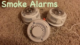 First Alert Hardwired Smoke Alarm Set Up