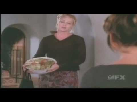 Valerie and Kelly's last scene - Beverly Hills 90210 Episode 9.07