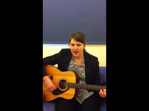 Shan singing Try
