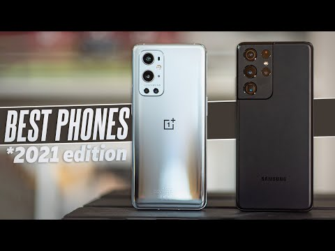 Best Phones of 2021