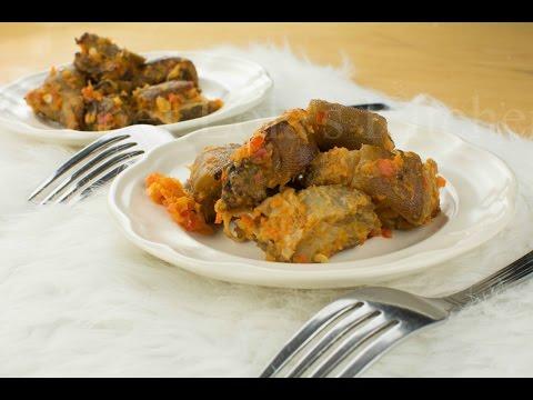 ASUN (NIGERIAN SMOKED GOAT MEAT) - Chef Lola's Kitchen
