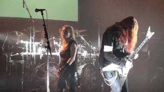 Arch Enemy - Nemesis + Fields Of Desolation ( Holland )