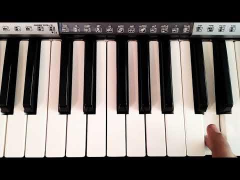 The Villain| Nodivalandava song keyboard notes | The Villain songs notes | Arjun Janya |