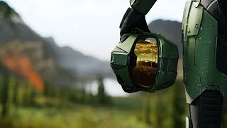 The Making of The Halo Infinite Announce Trailer   343 Industries Social Stream