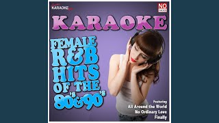 Seven Whole Days (In the Style of Toni Braxton) (Karaoke Version)
