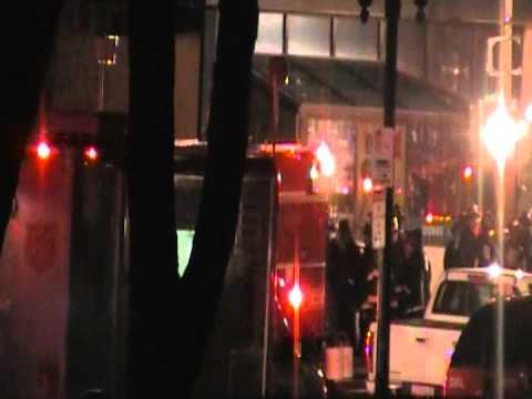 3rd Alarm Hazmat Fire Back Bay Boston, MA 5