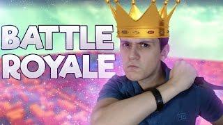 ★ O MONSTRO DO BATTLE ROYALE 👑!!! .CSGO
