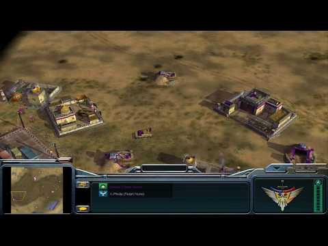 Epic! Zero Hour Barren Badlands Kassad vs Dense Command and Conquer Generals