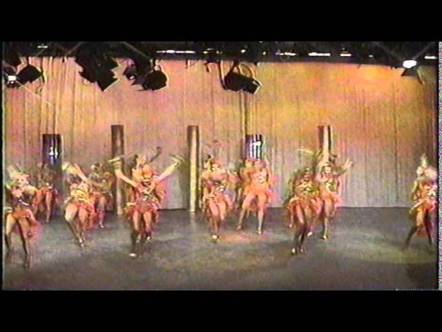 Al Albert's Showcase: Tequila - Mulford School of Dance, 1989
